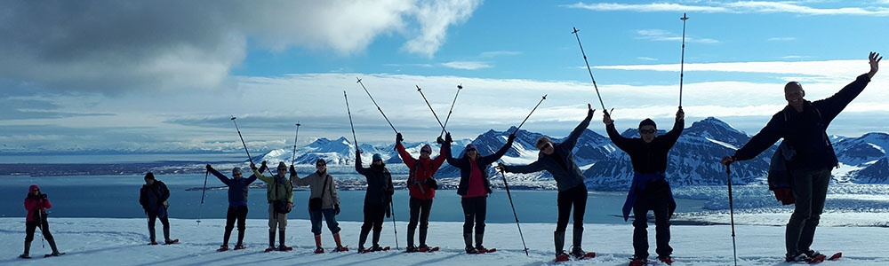 Our Group Trips in Svalbard
