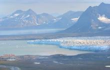 Glacier de Svéa
