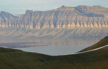 Retour vers Longyearbyen