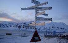 Installation à Longyearbyen
