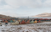 Journée détente sur Longyearbyen