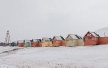 Fin du raid et retour sur Longyearbyen