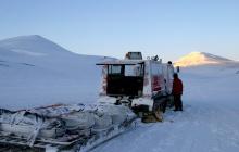 Retour sur Longyearbyen