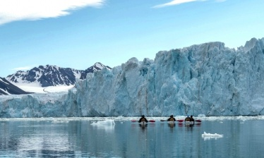 The Five Glaciers